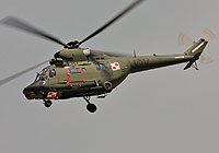 Helicopter-DataBase Photo ID:4754 PZL W-3W (NS23 dismantled) 2nd Transport-Liaison Aviation Squadron 0517 cn:360517