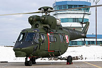 Helicopter-DataBase Photo ID:12335 PZL W-3W (NS23 dismantled) 66th Aviation Wing 0517 cn:360517