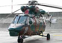 Helicopter-DataBase Photo ID:1954 PZL W-3RL 3rd Transport-Liaison Aviation Squadron 0519 cn:360519