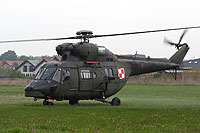 Helicopter-DataBase Photo ID:15692 PZL W-3W 66th Aviation Wing 0603 cn:360603