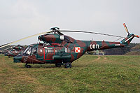 Helicopter-DataBase Photo ID:12050 PZL W-3W 66th Aviation Wing 0611 cn:360611