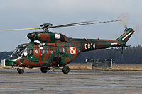 Helicopter-DataBase Photo ID:8315 PZL W-3W 66th Aviation Wing 0614 cn:360614