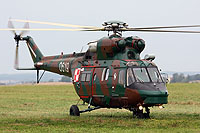 Helicopter-DataBase Photo ID:12775 PZL W-3WA (NS23 dismantled) 36th Special Regiment of Transport Aviation 0619 cn:360619