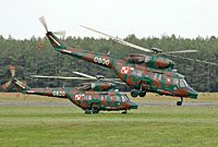 Helicopter-DataBase Photo ID:3537 PZL W-3WA 66th Aviation Wing 0806 cn:360806