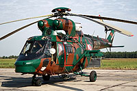 Helicopter-DataBase Photo ID:8978 PZL W-3WA 66th Aviation Wing 0806 cn:360806