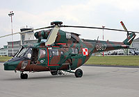 Helicopter-DataBase Photo ID:4753 PZL W-3WA 66th Aviation Wing 0807 cn:360807
