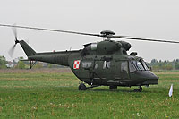 Helicopter-DataBase Photo ID:15689 PZL W-3WA 66th Aviation Wing 0807 cn:360807