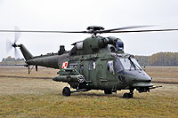 Helicopter-DataBase Photo ID:11996 PZL W-3PL  Głuszec 56th Army Aviation Base 0811 cn:360811