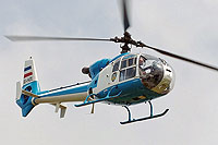 Helicopter-DataBase Photo ID:17470 HN-42M (SA-341H Gazelle) Ministry of Interior YU-HDL cn:031