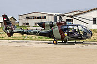 Helicopter-DataBase Photo ID:17410 HO-45 (SA-342L Gazelle) Ministry of Interior YU-HFF cn:155