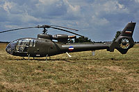 Helicopter-DataBase Photo ID:17487 HO-42 (SA-341H Gazelle) AF of Serbia and Montenegro 12613 cn:005