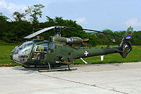 Helicopter-DataBase Photo ID:1894 SA 341 Serbia Air Force 12806 cn:033