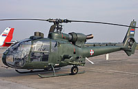 Helicopter-DataBase Photo ID:4772 HN-42 GAMA (SA 341H Gazelle) Serbia Air Force 12820 cn:063