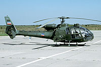 Helicopter-DataBase Photo ID:17301 HN-42M (SA-341H Gazelle) AF of Serbia and Montenegro 12820 cn:063