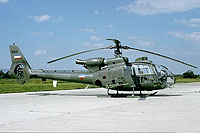 Helicopter-DataBase Photo ID:17288 HN-42M (SA-341H Gazelle) AF of Serbia and Montenegro 12833 cn:077