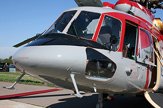nose section Ulan-Ude built Mi-8